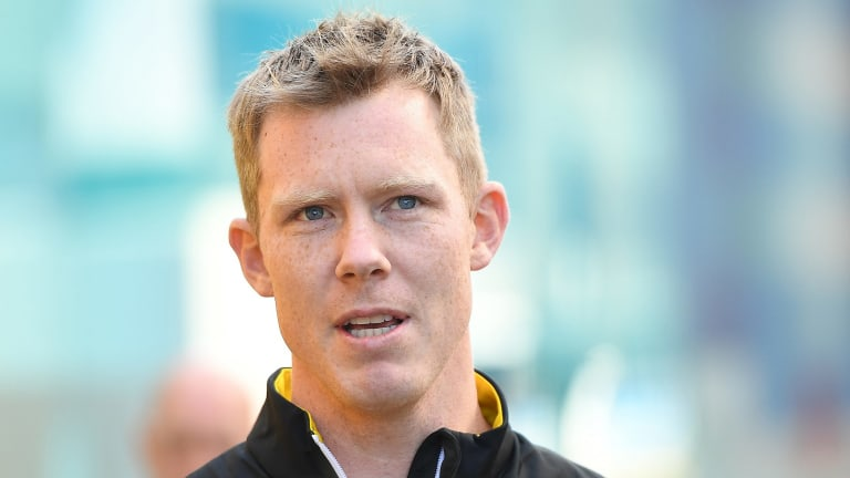 Riewoldt said he and his team would embrace the atmosphere around the Tigers leading into the grand final.
