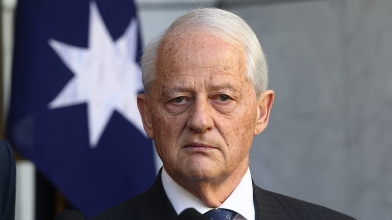 Senior Coalition MP Philip Ruddock.