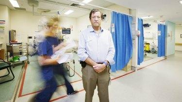 Sydney emergency doctor Gordian Fulde named Senior
