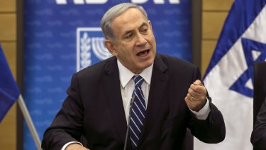Israeli Prime Minister Benjamin Netanyahu has called early elections.