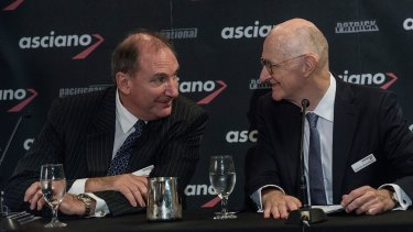 Asciano CEO John Mullen and chairman Malcolm Broomhead are close to signing off after investors approved the takeover.