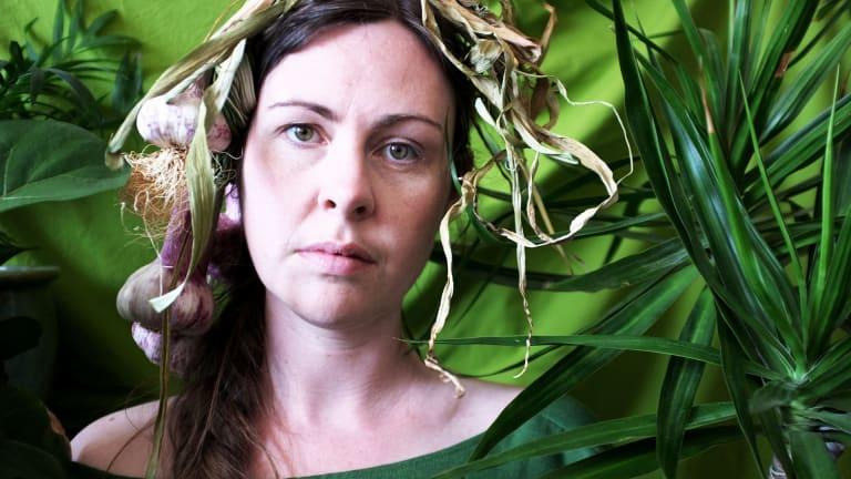 Erica Bramham's, stark, striking imagery hooks you into her songs.