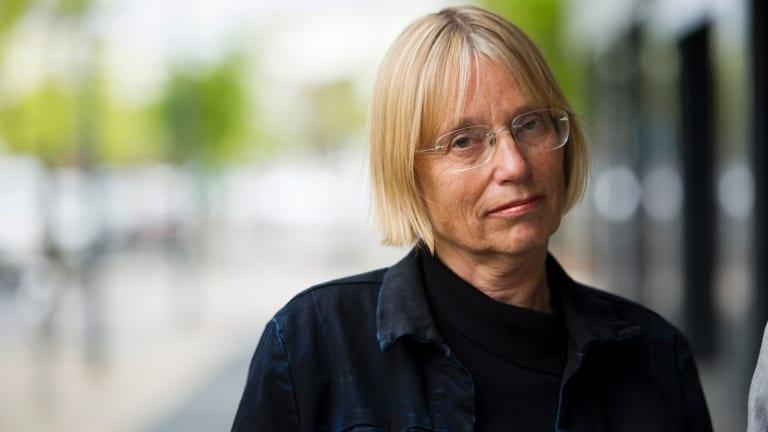 Greens crossbencher Caroline Le Couteur.