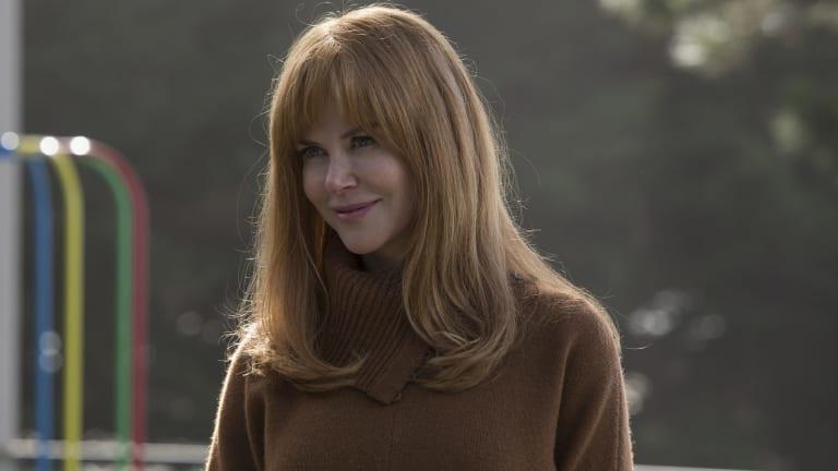 Nicole Kidman in her Emmy-winning role as Celeste in Big Little Lies.