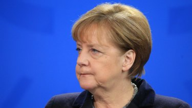 """Angela Merkel said on Thursday that the prospect of women being """"defenceless"""" is """"personally unbearable""""."""