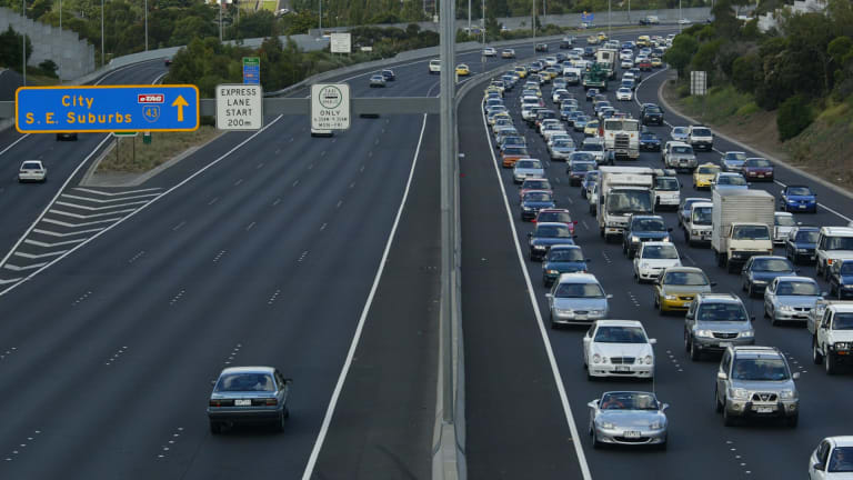 Melbourne Airport Drive extension opened
