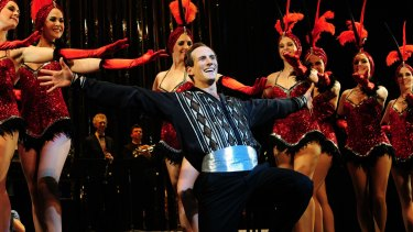 <i>Peter Allen: Not the Boy Next Door</i> is up for one of the world's most prestigious prizes for television.