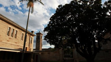 Contested future: A proposal for a refugee hub at Callan Park in Lilyfield has been vetoed.