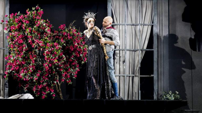 A scene from Pinchgut Opera's Armida.