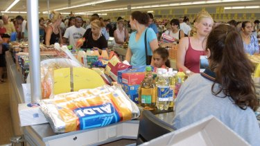 Aldi needs to be innovative in its stores to win over new shoppers.