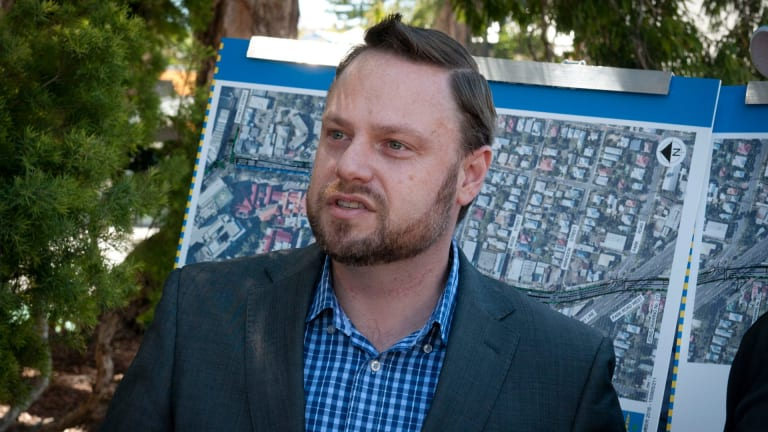 Deputy mayor Adrian Schrinner says the Brisbane Metro will eventually be extended to Chermside, Carindale and Springwood.