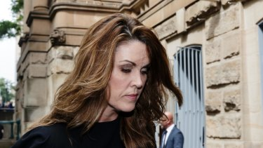 """Peta Credlin said she had not been """"formally approached"""" to run against O'Dwyer."""