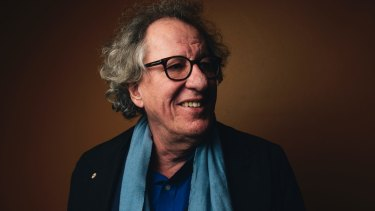 Geoffrey Rush said he abhorred ''any form of maltreatment of any person in any form''.