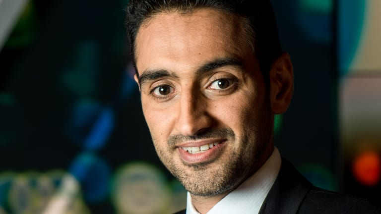 Waleed Aly topped AFR Magazine's 2016 Cultural Power List.