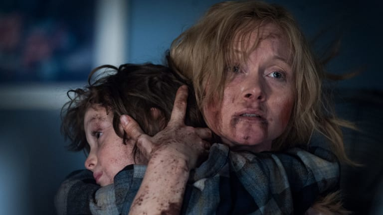 Essie Davis is a hot top to take out best actress for her turn in critically acclaimed horror film The Babadook.