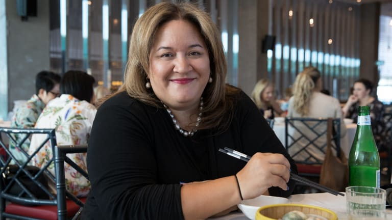 """""""One thing I think most Australians don't know ... is just how powerless people in communities feel. Everything is ruled by bureaucrats in Canberra,"""" says Megan Davis."""