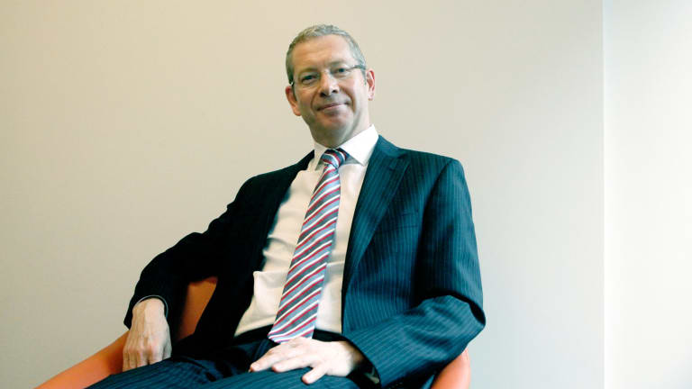 Three-in-one: Information Commissioner, Privacy Commissioner and FOI Commissioner Timothy Pilgrim.