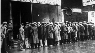 Memories of the great depression: Now, just like then, the financial crisis has left deep scars.