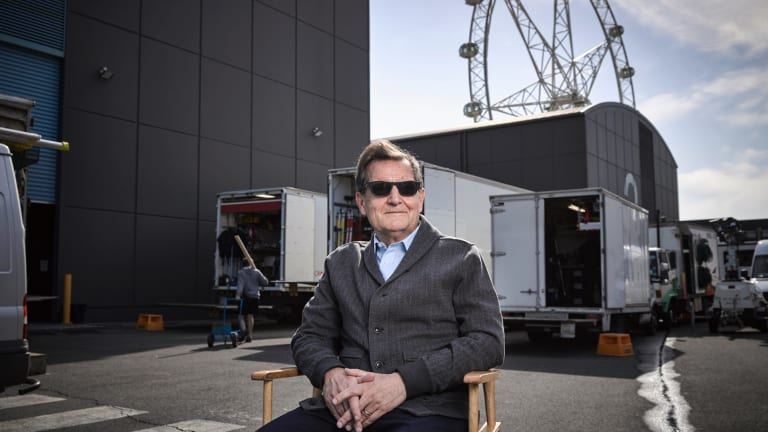 Executive producer of The Leftovers, Eugene Kelly, says the show's story line brought them to Australia, but it was Docklands Studios, government incentives, and Melbourne city that brought them to Victoria.