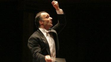 Oleg Caetani ... shaped the work purposefully.
