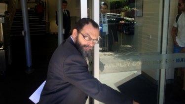 Jailed former Yeshivah director Daniel Hayman.