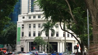 WOTSO Workplace has expanded to Singapore at The Quadrant, located at 19, Cecil Place near Raffles Plaza.