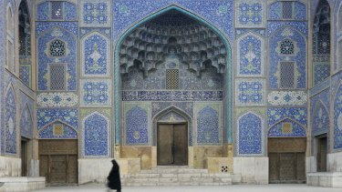 Imam Square in Isfahan.