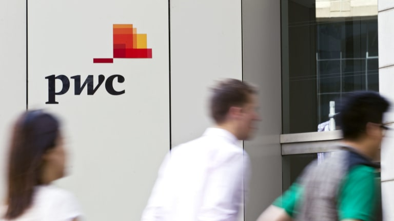 PwC's CEO survey is in its 20th year.
