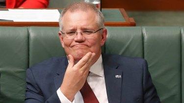 Treasurer Scott Morrison is under pressure to tax on multinational tax avoidance.