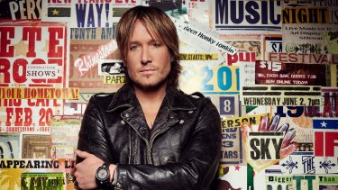 Pop and country - Keith Urban's new album is a sleek combination.