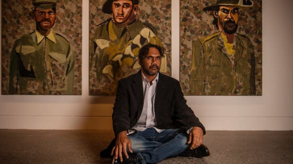Indigenous soldiers out of the shadows
