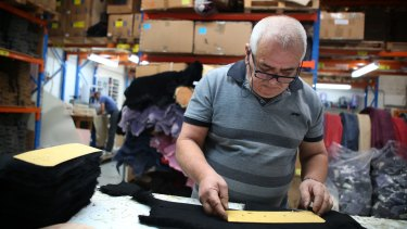 Eddie Oygur argues that a thriving Ugg boot industry in Australia could employ 3000 people.