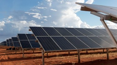 Several green bonds issued in Australia have been used to fund solar projects.