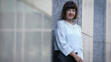 """Niki Savva, author of the book, """"Road to Ruin: How Tony Abbott and Peta Credlin Destroyed Their Own Government""""."""