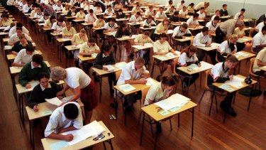 Students will be banned from wearing Apple Watches in their HSC exams this year.