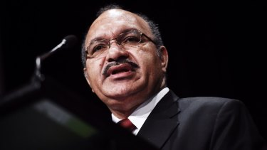 PNG Prime Minister Peter O'Neill says the Manus Island detention centre needs to be closed down.