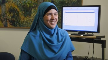 University PhD candidate Hafsa Ismail is investigating an alternative method using inexpensive video equipment to produce a new walk assessment tool that could prevent falls.