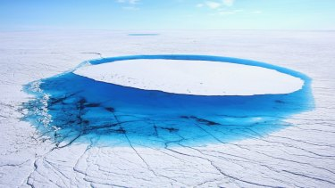 New research points to greater instability in the Greenland ice sheet than previously thought.