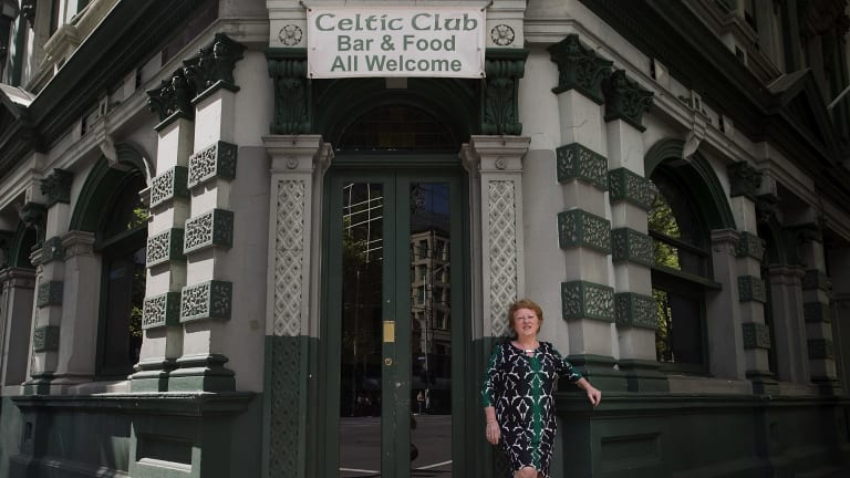 The Celtic Club is being offered to developers in a deal that could top $25 million.