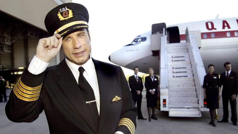 John Travolta in 2003.