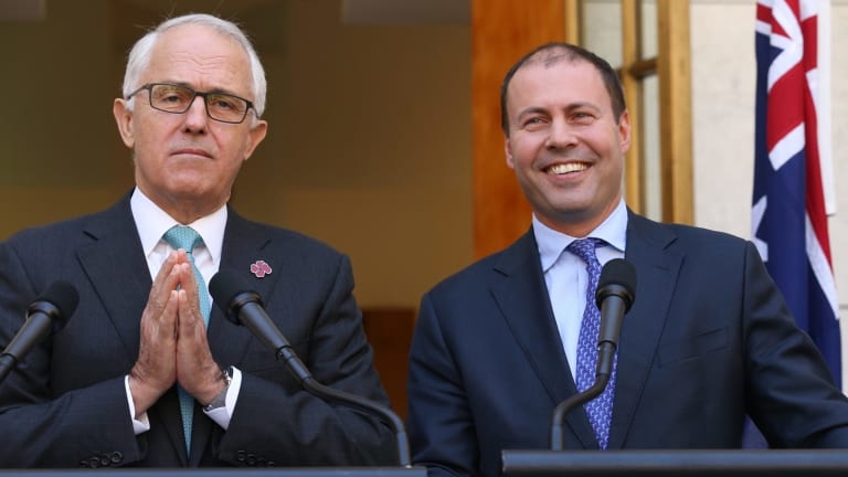 Prime Minister Malcolm Turnbull is beholden to the right. Energy Minister Josh Frydenberg was rolled by the right and the Nationals.