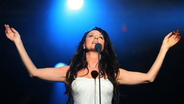 Sarah Brightman completed training to go to space - now she's pulling out.