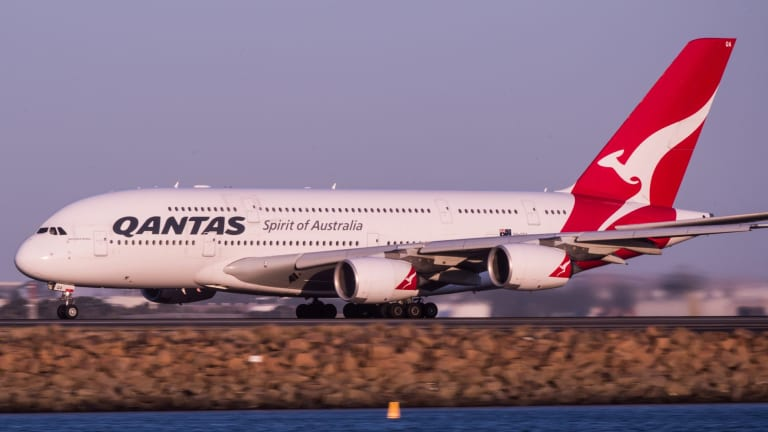 3000 Qantas flight attendants signed an agreement that will see their wages increase by 1.8 per cent a year.