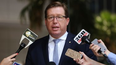 Deputy Premier Troy Grant has driven the regulation shake-up.