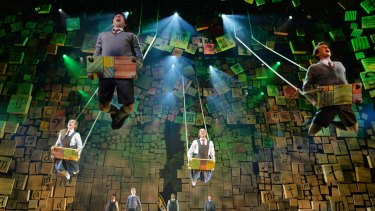 <i>Matilda the Musical</i> is coming to Melbourne.