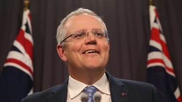 """It is vital that we get this right"": Treasurer Scott Morrison."