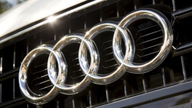 Audi has been swept up in the on-going VW emissions scandal.