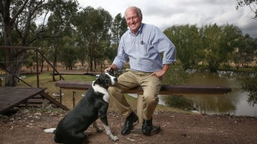 Tony Windsor says Barnaby Joyce's stated opposition to council amalgamation rings hollow.