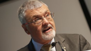 Institutions endorse transparency changes: Professor Peter Shergold.