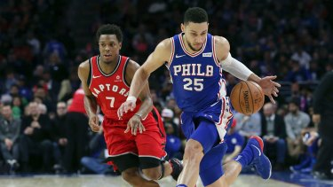 7be6213ac NBA 2017-18  Ben Simmons snubbed from All-Star game